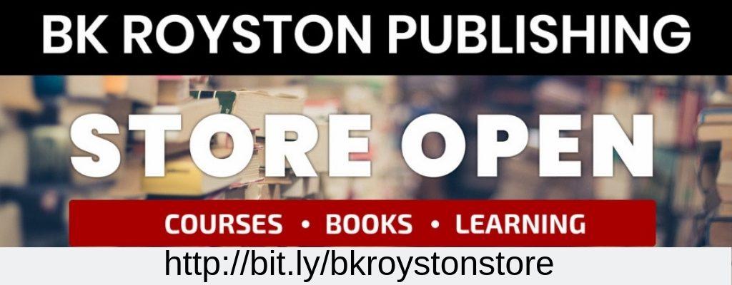 BK Royston Publishing LLC – Treating You and Your Books LIke Royalty